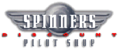 SPINNERS DISCOUNT PILOT SHOP INC.