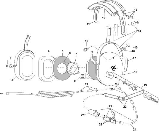 David Clark Headset Microphone Pcb Schematics