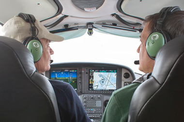429b347612e David Clark Pilot Headset Fixed Wing