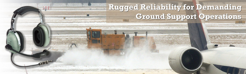 Rugged Reliability for Demanding Ground Support Operations