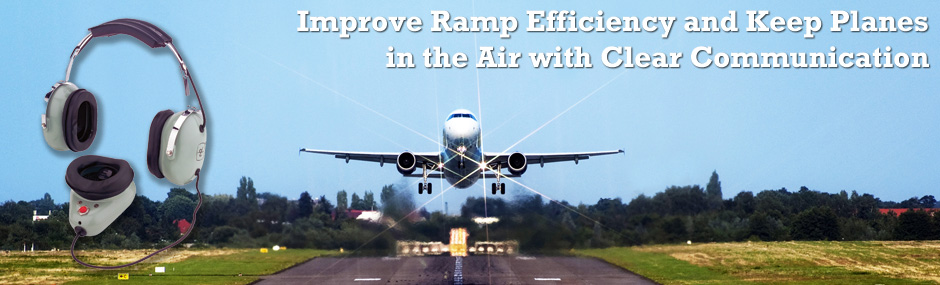 Improve Ramp Efficiency and Keep Planes in the Air with Clear Communication