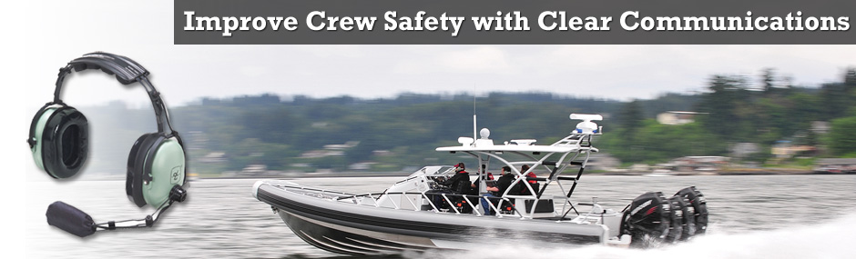 Improve Crew Safety with Clear Communication