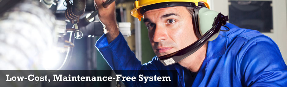 Low-Cost Maintenance-Free System