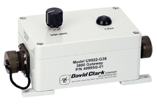 U9922-G38 | David Clark Company | Worcester, MA on