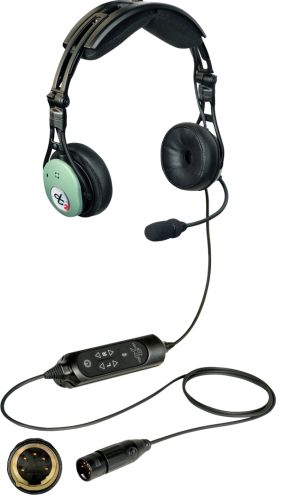 ENC Fixed Wing Headsets | David Clark Company | Worcester, MA on