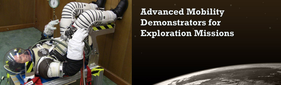 Advanced Mobility Demonstrators for Exploration Missions