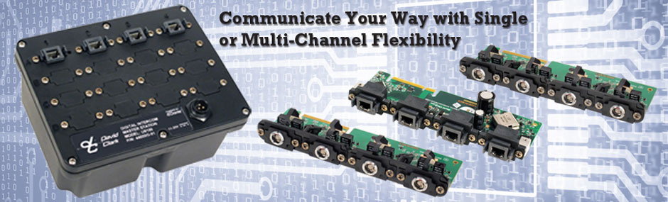 Communicate Your Way with Single or Multi Channel Flexibility