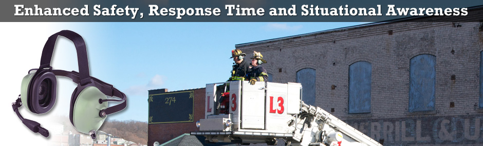 Enhanced Safety, Response Time and Situational Awareness