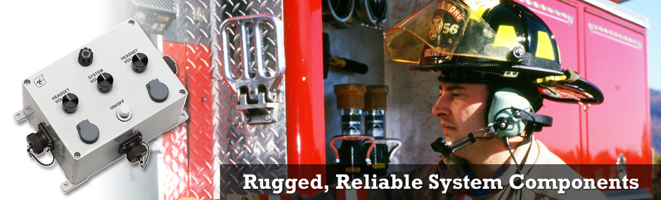 Rugged Reliable System Components